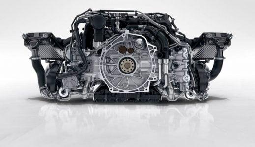 The flat Porsche engine (2)