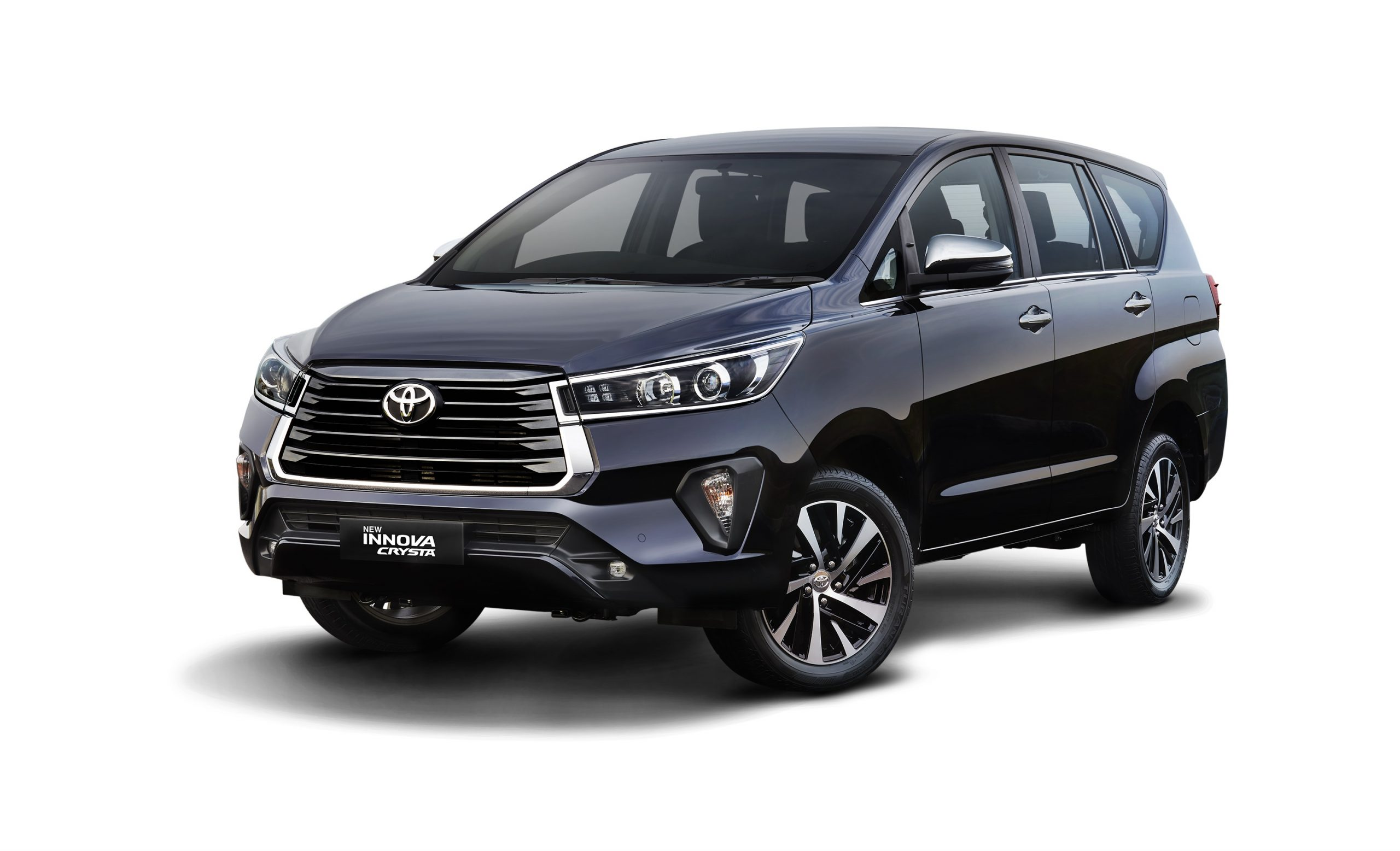 Toyota Innova Crysta 2020 india launch