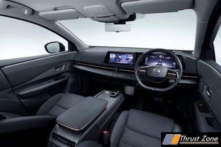 100% Electric Nissan Ariya SUV (2)