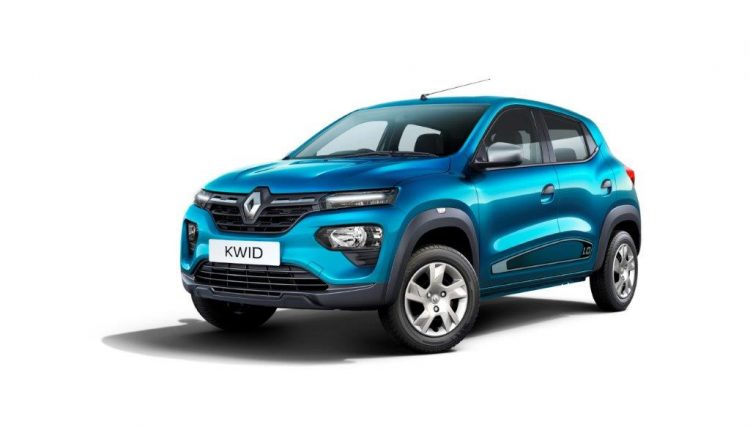 2020 BS6 Renault Kwid RXL (5)