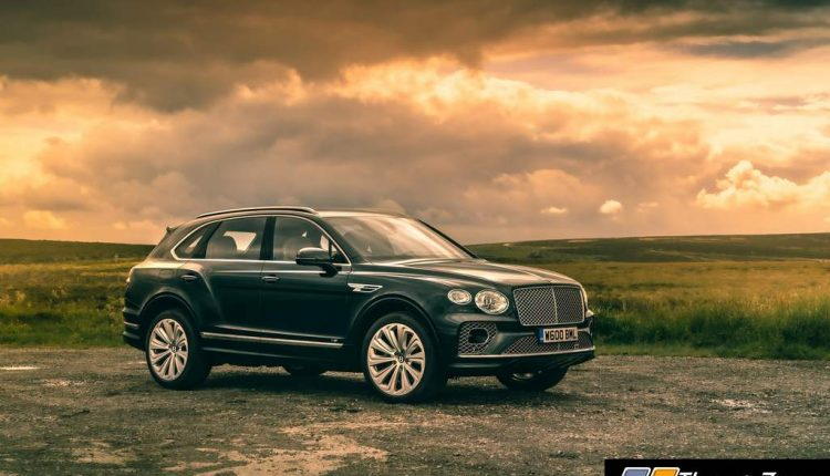 2020 Bentley Bentayga Facelift Four Seat (3)