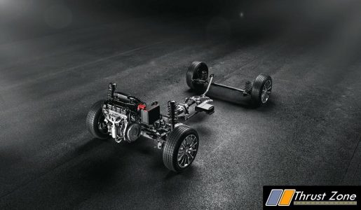 2020 Maruti S-Cross Petrol engine