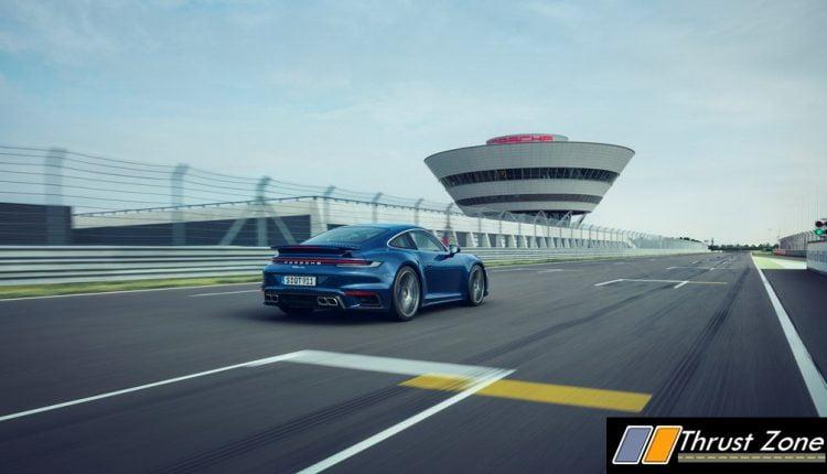 2020 Porsche 911 Turbo (2)