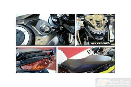 2020 Suzuki Bandit 150 (1)