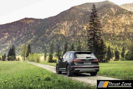 2021 Audi SQ7 TFSI