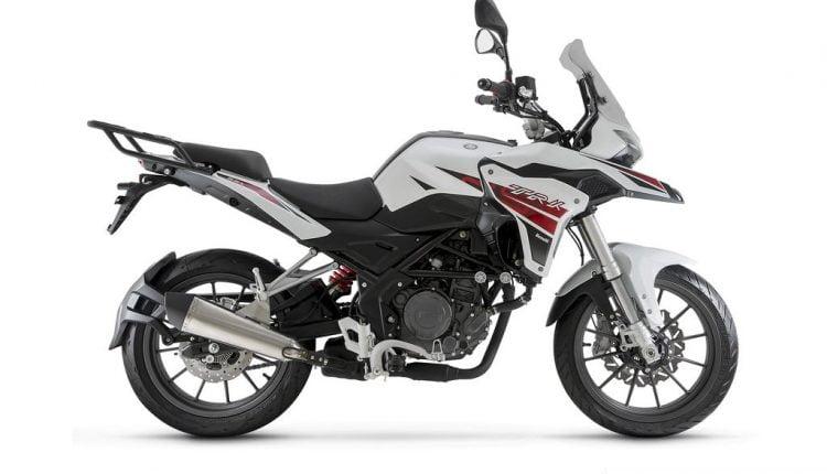 2021 BS6 Benelli TRK 251 (5)