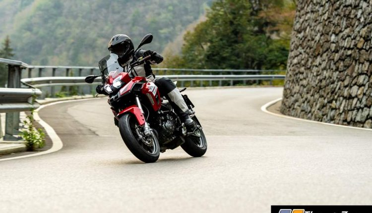 2021 BS6 Benelli TRK 251 (5)