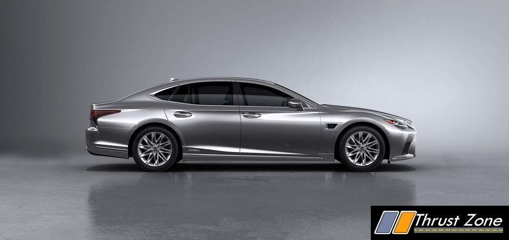 2021 lexus ls india launch price specs changes colors