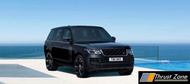 2021 Range Rove - SVAutobiography Dynamic Black