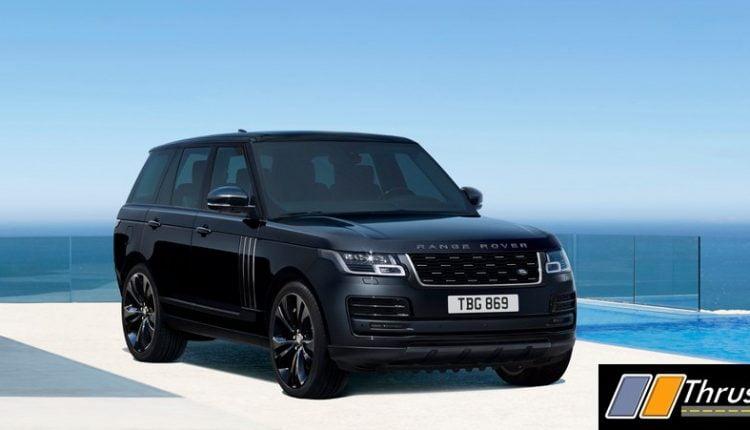 2021 Range Rove – SVAutobiography Dynamic Black