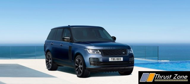 2021 Range Rover - Westminster Black