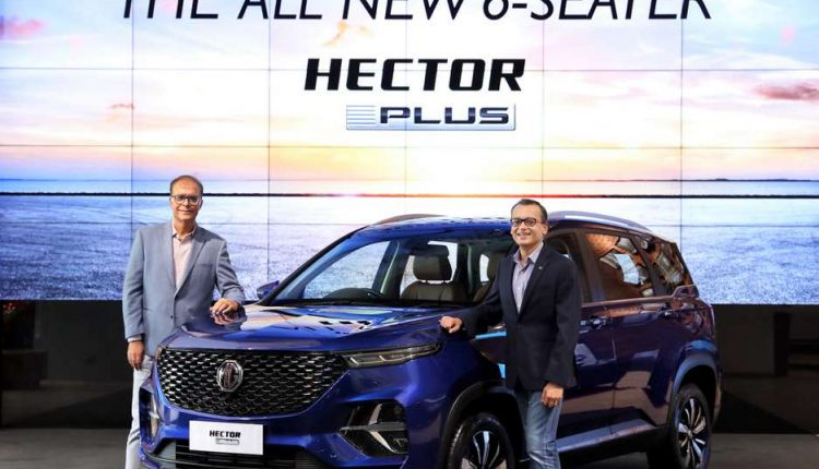 6-Seater MG Hector Plus (2)