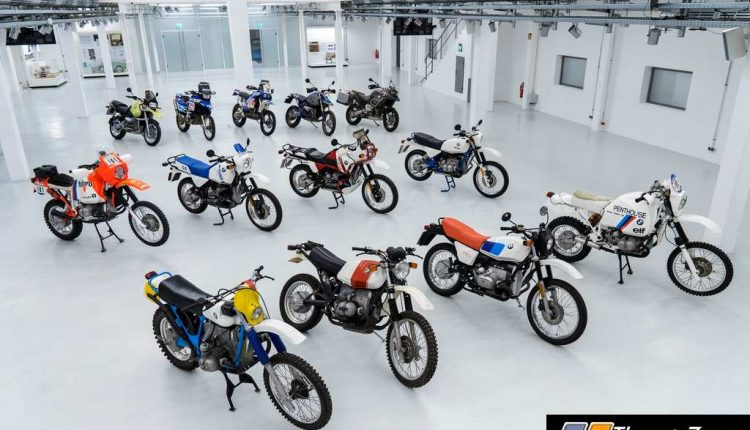 BMW Motorrad Celebrates 40 years of BMW GS Models (2)