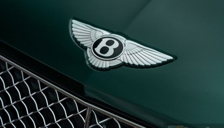 Bentley Continental GT 21MY Viridian