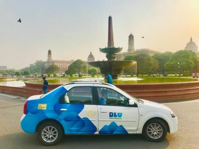 BluSmart Electric Ride Hailing