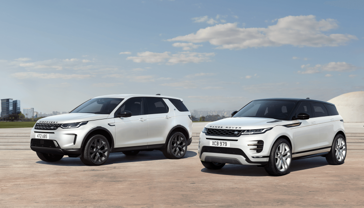 Land Rover BS6 Discovery Sport Petrol