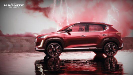Nissan Magnite SUV Concept Revealed (3)