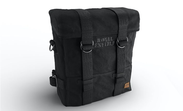 Royal Enfield The Rugged Military Pannier