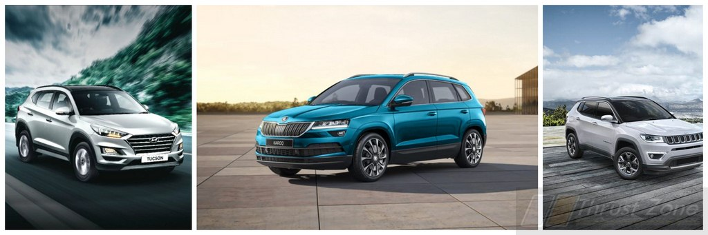 Skoda-Karoq-Vs-Jeep-Compass-Vs-Hyundai-Tucson-review
