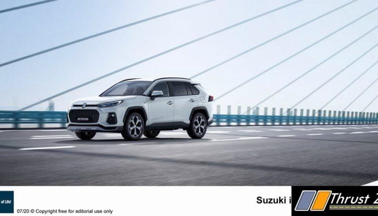 Suzuki ACross SUV india price specs launch (2)