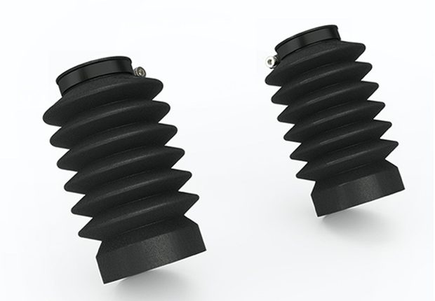 The Protective Fork Gaiter Kit Royal Enfield