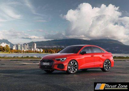 2020 Audi S3 Sedan and Sportback