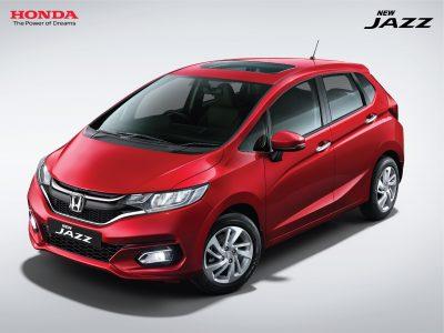 2020 BS6 Honda Jazz