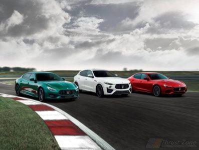 2020 Maserati Ghibli, Levante and Quattroporte Trofeo (1)