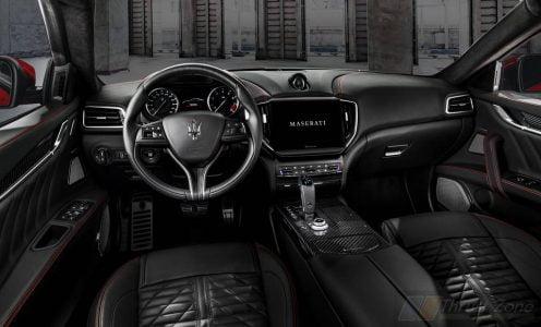2020 Maserati Ghibli, Levante and Quattroporte Trofeo (2)
