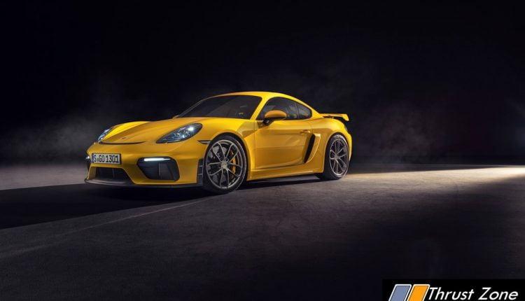 2020-Porsche-India-Cayman GT4 (1)