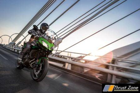 2021 BS6 Kawasaki Versys 650 (1)
