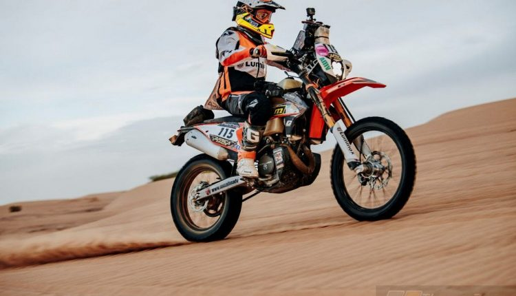 Ashish Raorane To Race In The Famous Malle Moto category (2)