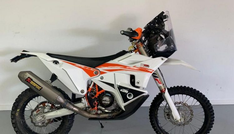 Ashish Raorane To Race In The Famous Malle Moto category
