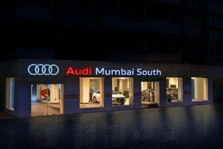 Audi Mumbai South - Exterior Image