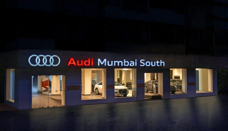 Audi Mumbai South – Exterior Image