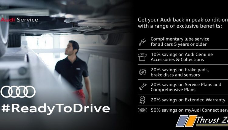 Audi Ready To Drive Service Campaign Begins – Know Details (1)