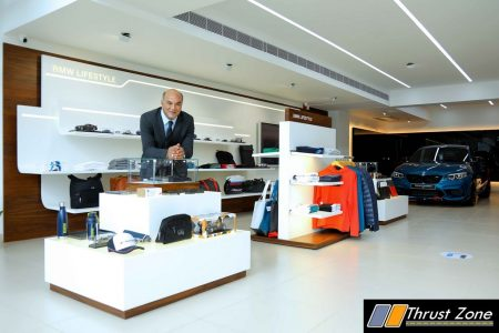 BMW Urban Retail Store debuts In Hyderabad (1)