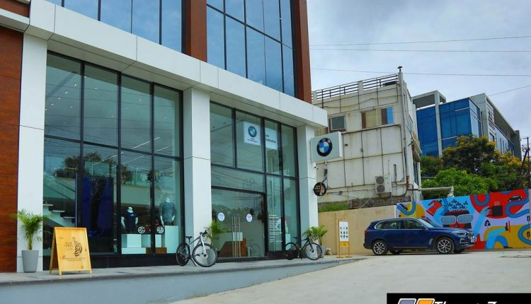 BMW Urban Retail Store debuts In Hyderabad (3)