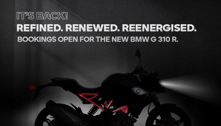 BS6 BMW G310 (1)