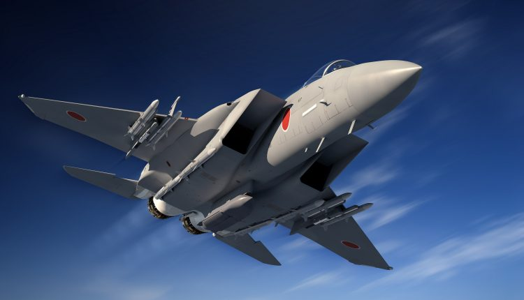 Boeing and Mitsubishi Upgrade Japan's F-15J Fleet