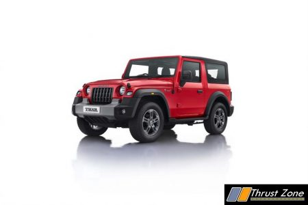 FINALLY! Brand New Mahindra Thar Revealed (1)