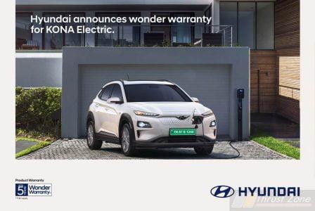 Hyundai Kona Extended warranty
