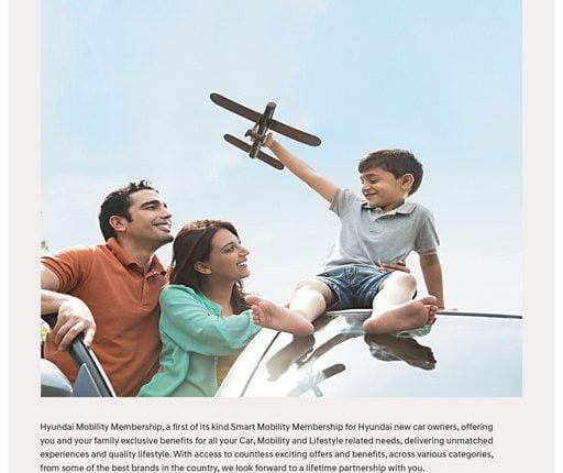 Hyundai Mobility Membership