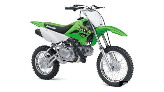 Kawasaki-KLX-110L