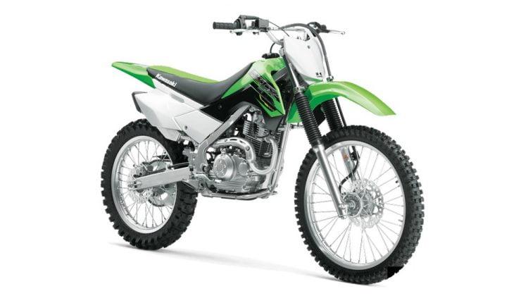 Kawasaki-KLX 140G
