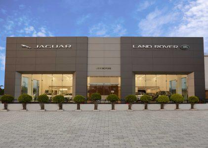 JLR Lucknow Dealership