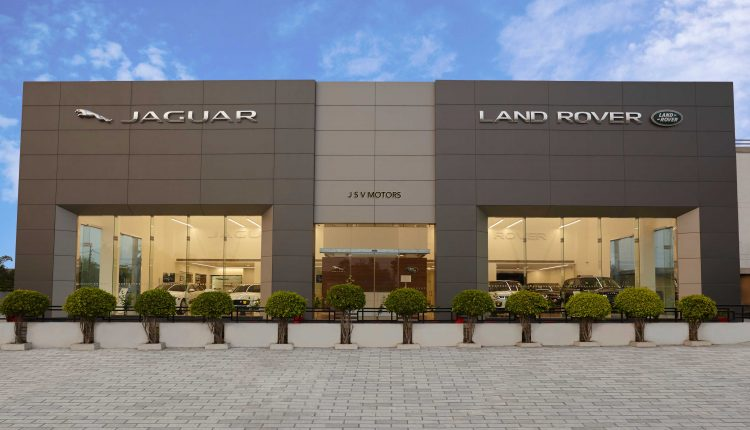 JLR Lucknow Dealership