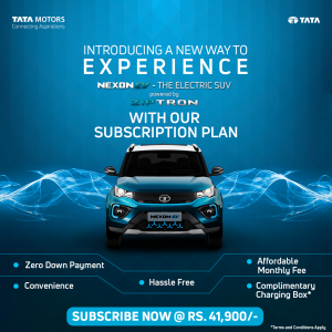 Tata Nexon EV_ Monthly Subscription_ 2