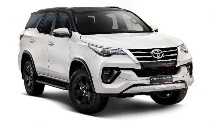 Toyota Fortuner 2020 TRD Limited Edition (1)