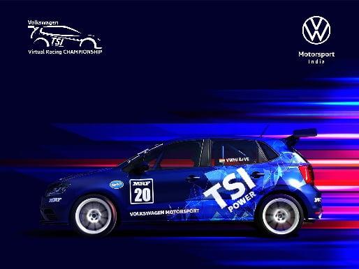 Volkswagen Virtual Racing Championship